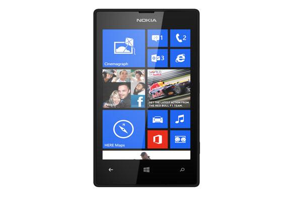 872331 - Smartphone Nokia Lumia 520 Preto