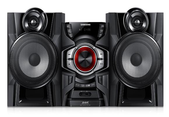 876018 - Micro System Samsung MX-F730 420W Preto Bivolt