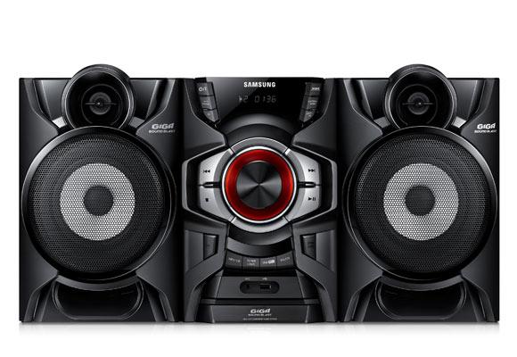 876025 - Mini System Samsung MX-F630 190W Preto Bivolt