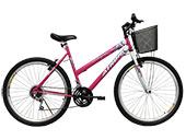 Bicicleta Athor Aro 26 Model 4060 Feminina