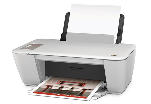 914741 - HP Multifuncional Deskjet Ink Advantage 2546 Branca Bivolt