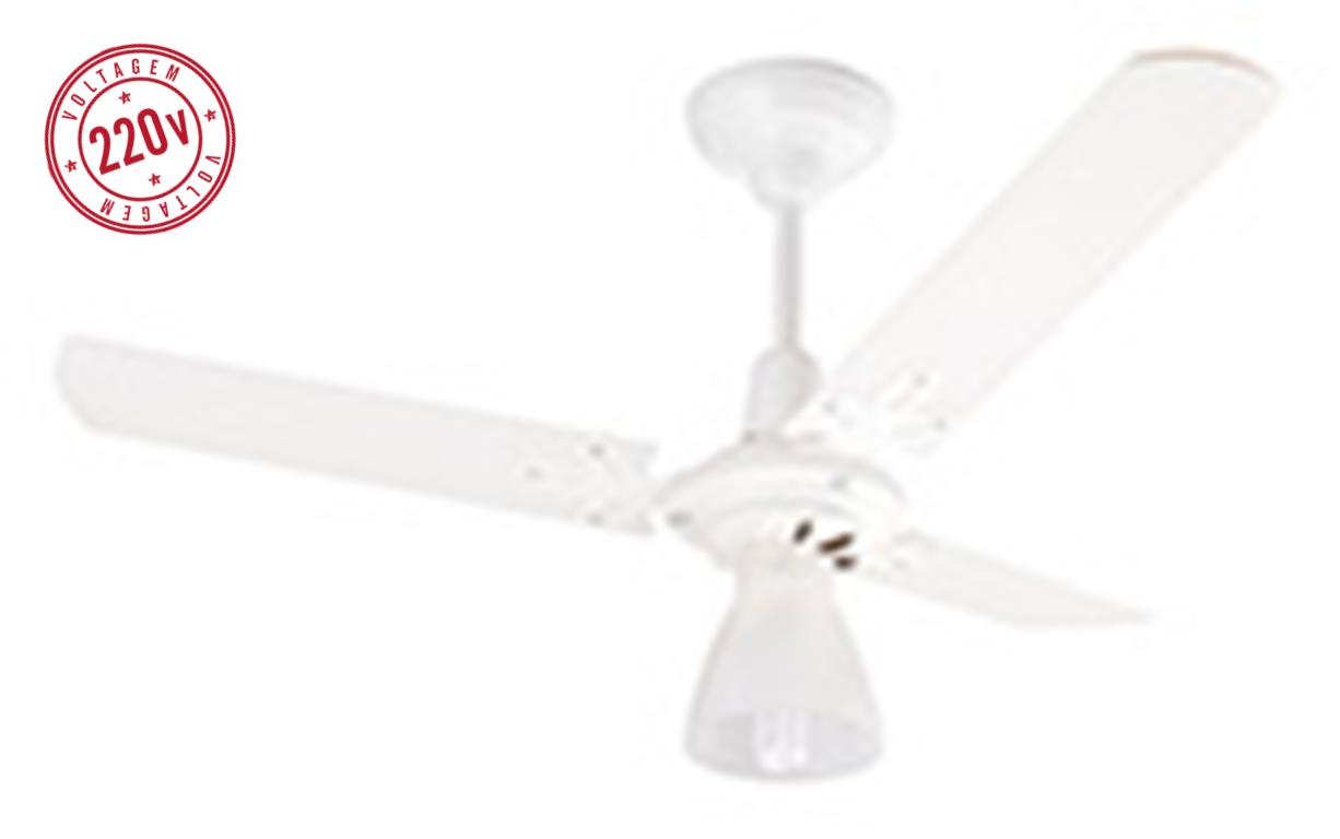 927505 - Ventilador de Teto Arge Econ Ventus 3 P�s 220V