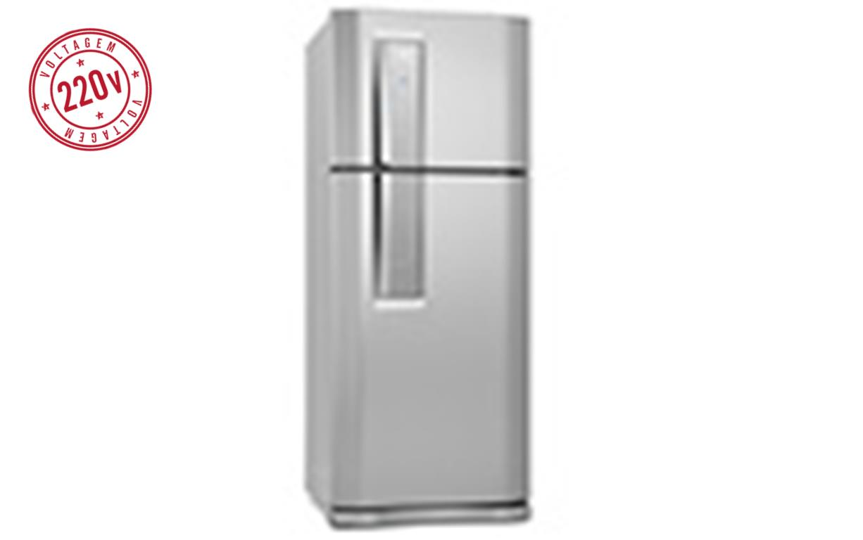 Refrigerador Electrolux 427 Litros DF51X Inox 220V