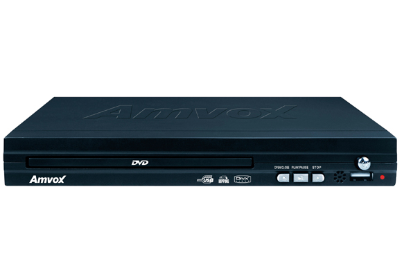DVD AMD290 Amvox