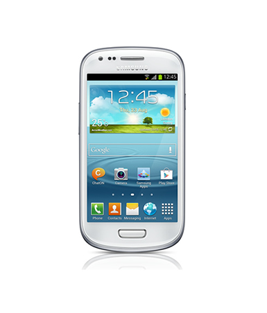 982115 - Celular Smartphone Samsung Galaxy SIII MINI I8200