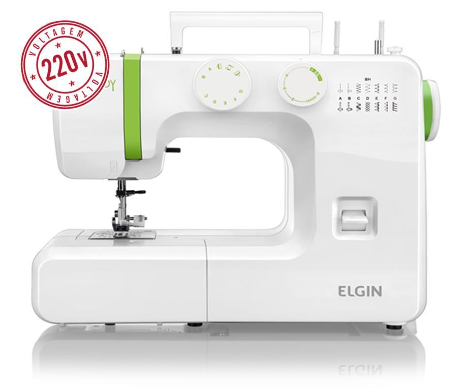 990349 - M�quina de costura Elgin Trendy JX 3013 220V