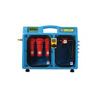 HECF004CO - Est Filtrante Ar Comprimido Herclean 4 Saidas Monitor Co