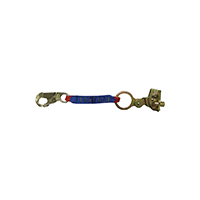 HRGG01201N - Trava Quedas P/Corda 12mm S/Alavanca Aco Zinc Bicromatizado