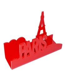 Porta Guardanapo em Acr�lico modelo Paris - Galeria Gift