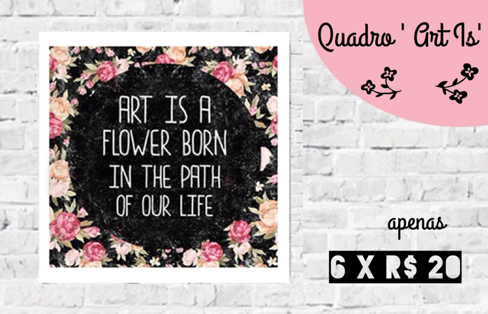 Quadro Art Is