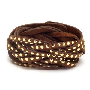 Feminino - Braceletes Caramelo Hotfix 134007