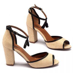 Sandália Salto Alto de 9cm  3449