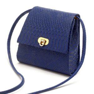 Feminina Transversal azul com alça 97011