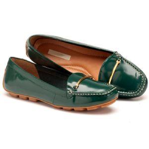 Dockside Confortável Verde Dourado 115025