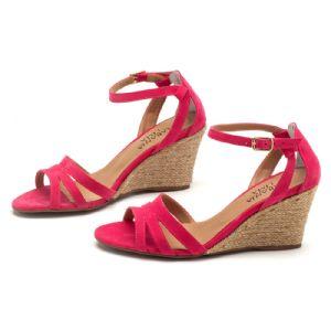 Sandálias em CORDA Top Pink Corda 9327