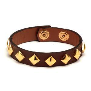 Feminino - Braceletes Castor Piramedes 134009