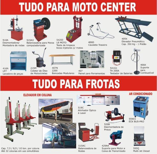 Manutenção de MOTOS e FROTAS