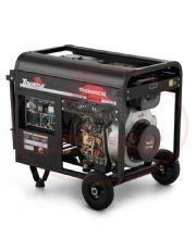 Gerador de Energia à Diesel - 8 KVA - Aberto - 220V Trif - TDG8000CXE3D