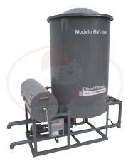 Filtro Prensa com Reservatório Vertical para 4 Bombas - MV500