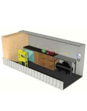 Container Oficina LEONE