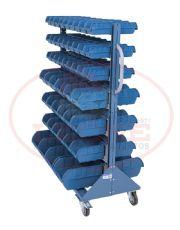 Carro para Transportar Componentes - 54 caixas