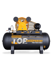 Compressor de Ar TOP 20pcm - 5HP Trifásico
