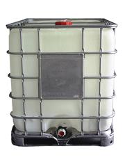 Container IBC Plástico de 1000 lts - Gradeado