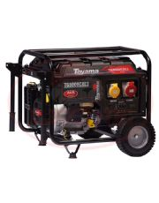 Gerador de Energia à Gasolina - 7 KVA - Aberto - 220 ou 380V Trif - TG8000CXE3 - Toyama