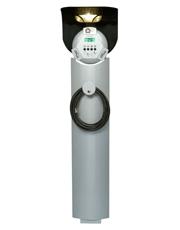 Calibrador Eletrônico Alumínio 145lbs - 220v com Pedestal - Stock Air
