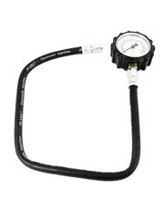 Medidor de Pressão de Bomba de Óleo com 5 Adaptadores - MPO-500 - Planatc