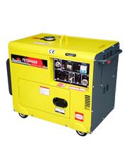 Gerador de Energia à Diesel - 6 KVA - Cabinado - 220Trif - TD7000SGE3D - Toyama