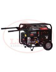 Gerador de Energia à Gasolina - 7 KVA - Aberto - 220V Mono - TG8000CXE