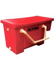 Caixa Separadora de Água e Óleo - Vazão de 800 lts/h - Alpina