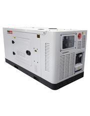 Gerador de Energia à Diesel - 25 KVA - Cabinado - 220 Trif - TD25SGE3 - Toyama