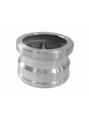 Colar para Dispositivo de Descarga Selada 4´´ BSP Alumínio - Zeppini