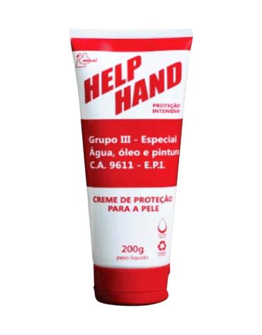 Creme de Proteção para a Pele (EPI)