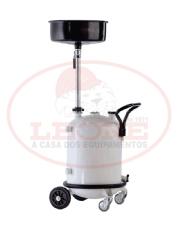 Coletor de Óleo Pressurizado - Cap.70 litros