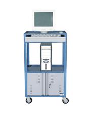 Rack Móvel Aberto para Computador CR-44 - Marcon