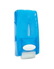 Saboneteira de Refil Azul 800ml - Bralimpia