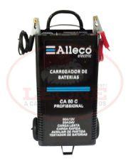 Carregador de Bateria Manual com Teste de Bateria e Auxiliar de Partida