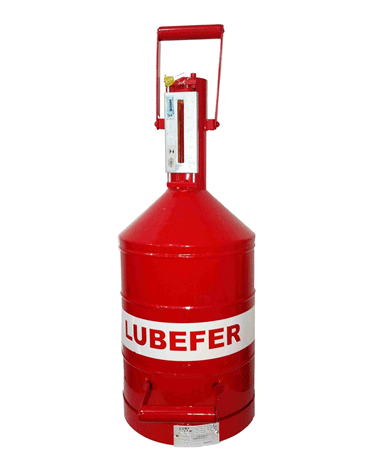 Aferidor de Combustível - 20 litros com SELO Inmetro - Lubefer