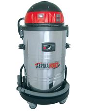 Aspirador ASPIRAFORT Hiper - 90 lts - 3 motores