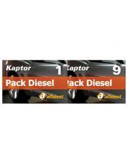 Cartão Pack Diesel