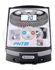 Calibrador Eletr�nico para Pneus - at� 145 psi - Pneutronic 4