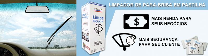Banner Limpa Parabrisa HOME