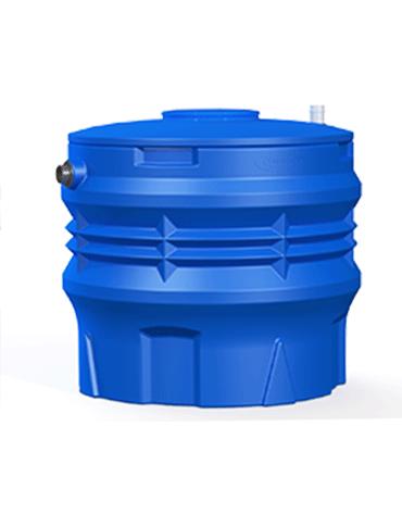 Biorreator - Fossa Séptica com Filtro Anaeróbio