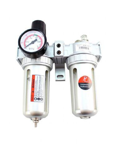 Filtro e  Regulador de Pressão 1/2´´ - Planatc
