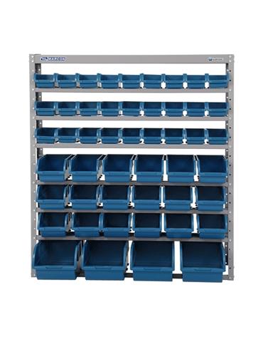 Estante Porta-Componentes EP49A - 49 Caixas - Marcon