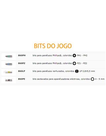 Chave Porta Bits Reversível com Punho em ´´T´´ 855P - Beta