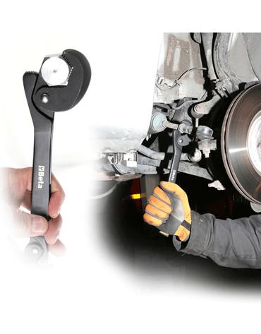 Chave Múltipla Auto-ajustável com Travamento Automático 8 à 32mm 186/8-32 + Par de Luvas (BRINDE) - Beta